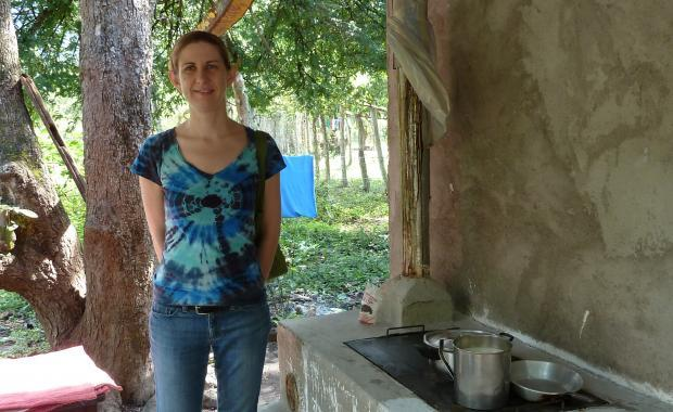 Esther is Program Manager and has primary responsibility for project documentation and research.