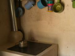 Con la 2x3, la cocina es mucho más limpia