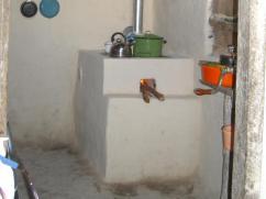 Una nueva estufa en La Cañada.