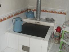 Nuestras estufas se construyen de manera que puedan ajustarse al espacio en la cocina.