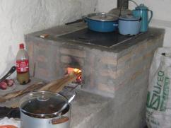 Un cocinero bien organizado tiene espacio para calentar, mantener y guardar la comida.