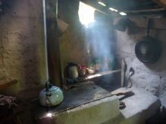 El humo de esta estufa contienen 29 carcinógenos conocidos.