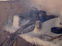 Puede observar esta foto de nuevo en la sección de Cocinar sin humo.