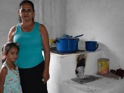 Maria Cristina, su hija y su 2x3.